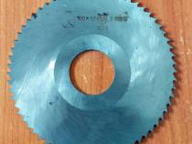 Freza disc - D.ext 100 x 1,2 mm (d.int 26 mm)