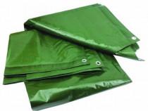 Prelată impermeabilă verde 120 grame / metru pătrat Oya