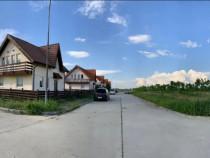 Vila  (nefinisate/finisate) si loturi Mihailesti Central