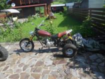 Atv Moped trike