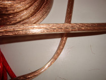 Cablu dublu pentru difuzoare de putere mare / high performan
