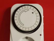 Timer TG-3 Monofazat Analog 24 Hours Time Switch