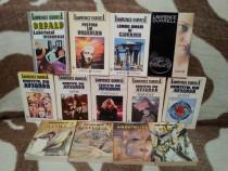 Lawrence Durrell carti (13 vol)