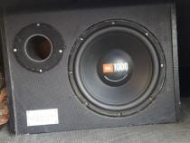Tub bass si amplificator JBL