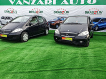 2 X Mercedes A Klasse-Diesel 180 CDI-2006-Finantare