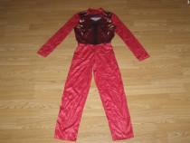 Costum carnaval serbare iron man ironman 7-8 ani