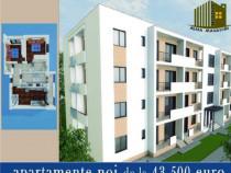 Apartament 3 camere nou in Targoviste Aleea Mănăstirii