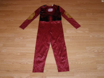 Costum carnaval serbare iron man ironman 4-5-6 ani