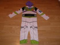 Costum carnaval serbare aviator astronaut toy story 6-7 ani