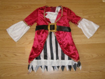 Costum carnaval serbare pirata 1-2 ani 12-18 luni