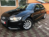 Audi A3 Sedan Euro 6
