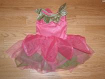Costum carnaval serbare zana fluture 1-2 ani 12-18 luni