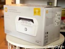 Imprimanta laser hp a4 alb negru + toner gratis