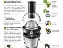 -40 % Reducere,PHILIPS Avance Collection HR1870/70,Storcator