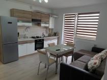 Apartament 2 camere bloc nou, finisat cl moldovei