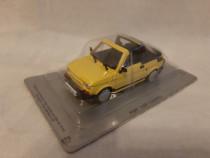 Machetă Fiat 126P Cabrio Scara 1:43