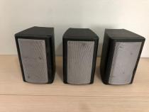 3 Boxe Sateliti Difuzoare de la un Sistem Audio 5.1