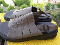 Sandale noi Echt- Worishofer-FuBbett mar 42 (27 cm)