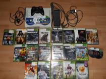 Xbox 360 cu jocuri