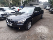 Bmw e60 520 2.2+gpl in garantie km reali