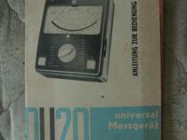 Carti service aparate romanesti vintage