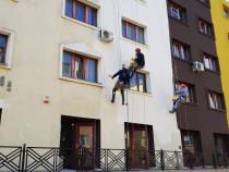 Servicii alpinism utilitar - taiere arbori, reparatii