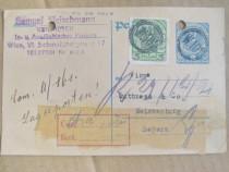 A548-Posta de Lagar-LagerPosten Viena 1921-Carte postala