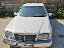 Mercedes benz C 180 s-au dezmembrez