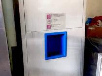 Mașină de cuburi de gheață Wassemat cap. 80 kg