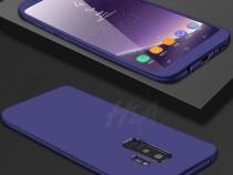 Husa 360 Samsung Galaxy J 6 plus negru, albastru. Noua!