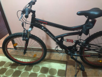 "Bicicleta 26"" X-Fact twin fs"