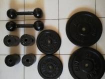 Discuri greutati sala gantere antrenament sport fitness 3kg
