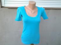 Mango Blue tricou dama mar. 38 - 40 / M
