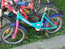Bicicletă copii germania roti 14