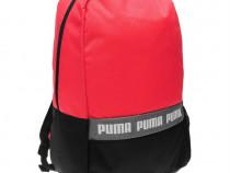Rucsac Puma Phase 47x28x18cm -negru/roz- factura, garantie