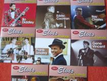 CD Sinatra,Ray Charles,Gene Vincent, C.Richard- cadou inedit