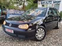 VW Golf IV / 2002 / 1.6 16V / Rate fara avans / Garantie