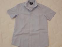 Camasa barbateasca bleu shirt collection high quality