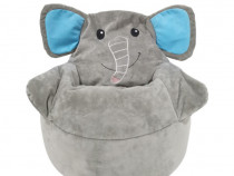 Fotoliu pentru copii Elefant