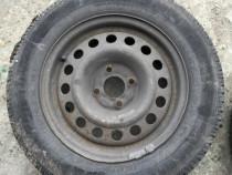 Janta cu caiuciuc pirelli vara profil 4mm 175 65 r14 Renault