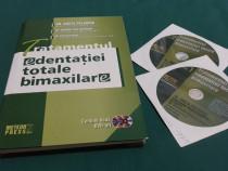 Tratamentul edentației totale bimaxilare+2 dvd-uri / dr. ane