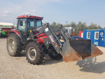Tractor Case JX 95, 2011, incarcator frontal Manip MP 75 A