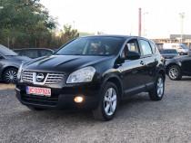 Nissan qashqai 2009, 2.0 diesel, navigație / rate