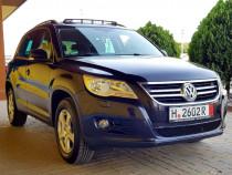 VW Tiguan an 2008