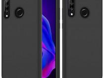 Husa Telefon Silicon Huawei P30 Lite Black PRODUS NOU