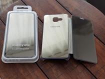 Husa Coperta CLEAR VIEW Originala Samsung A5 2016 Noua