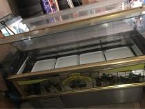 Vitrina pentru congelare+vitrina pentru preparate