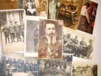 A937-ww1-ww2-18 Carti postale-Foto Militari vechi 1 & 2 razb