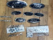 Monograma , emblema , sigla Ford , bara , capota , Haion