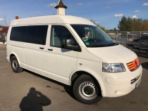 VW T5 Caravelle 2,5 tdi 2009 lung si inalt accept variante !